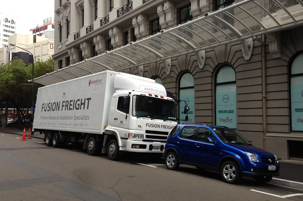 PROJECT FREIGHT