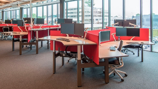 Office Furniture Installs | Crown FIL Workspace