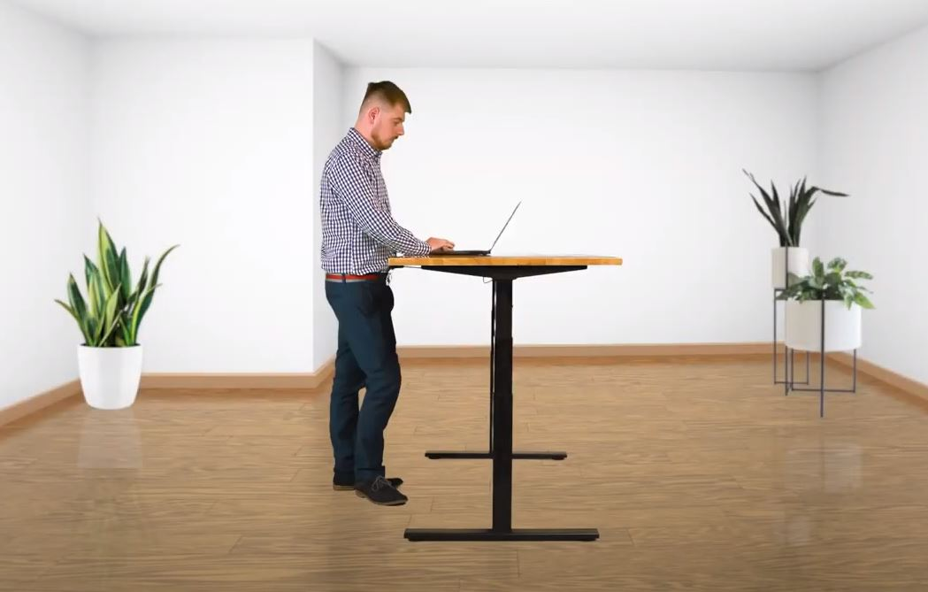 Elevator Sit and Stand Desk